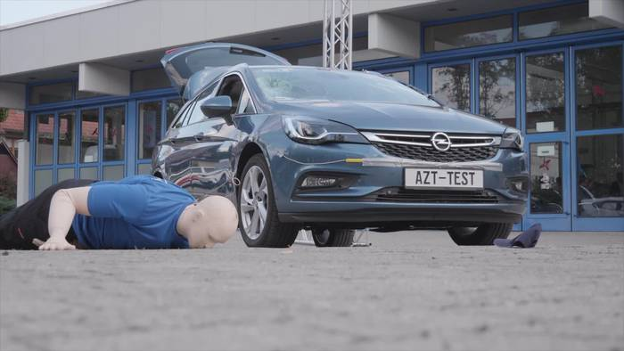 Video: 7. Allianz Autotag - Autos speichern Daten zur Unfallaufklärung