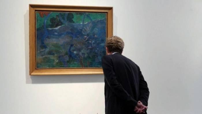 Video: Ein Baum für 7 Millionen - von Paul Gauguin