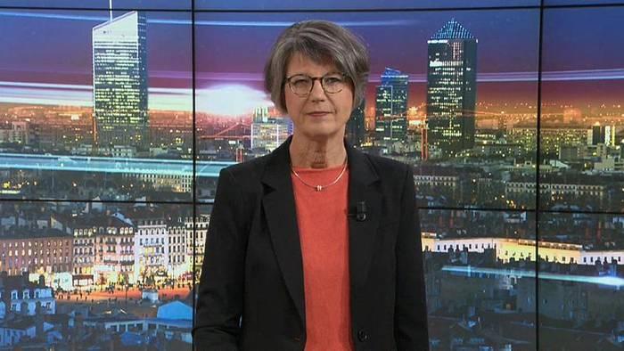 News video: Euronews am Abend | Die Nachrichten vom 04.10.2019