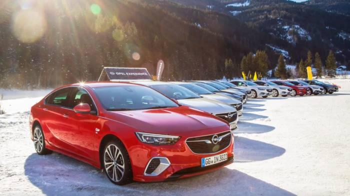 Video: Ab auf die Piste - Mit dem Opel Winter-Training in den Alpen