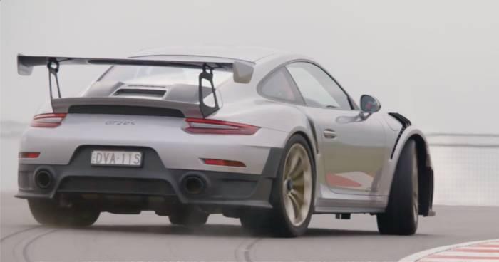 Video: Porsche 911 GT2 RS MR ist schnellster straßenzugelassener Sportwagen am Ring