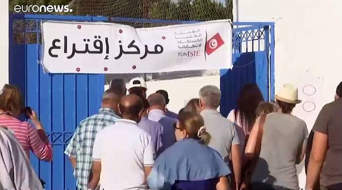 News video: 15.000 Kandidaten in Tunesien: Wer schafft es ins Parlament?