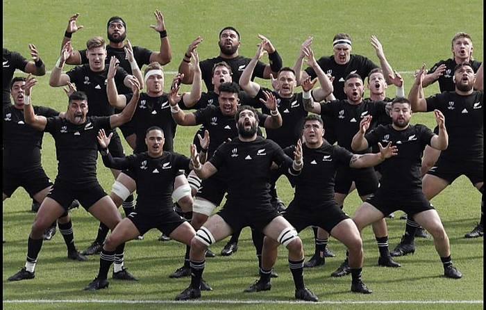 News video: Frankreich schafft Einzug ins Viertelfinale der Rugby-WM, Neuseeland steht kurz davor