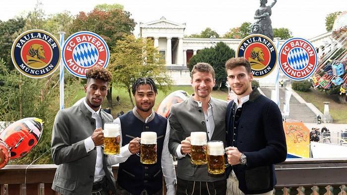 News video: Nach erster Saisonniederlage des FC Bayern: Wiesn-Besuch gegen Katerstimmung