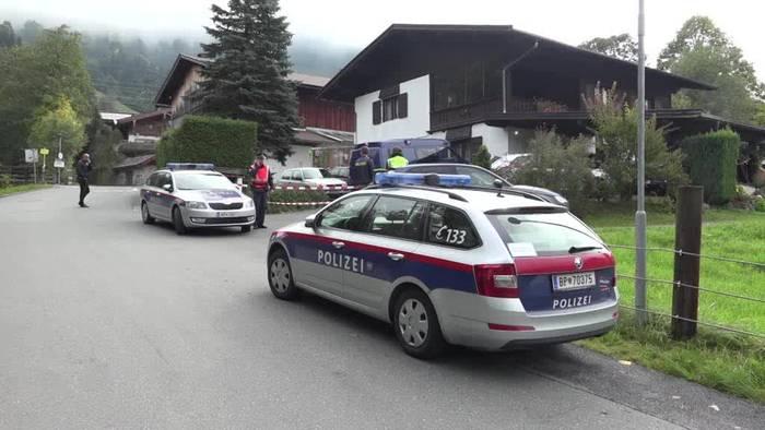 News video: Fünf Menschen in Kitzbühel getötet - Motiv wohl Eifersucht