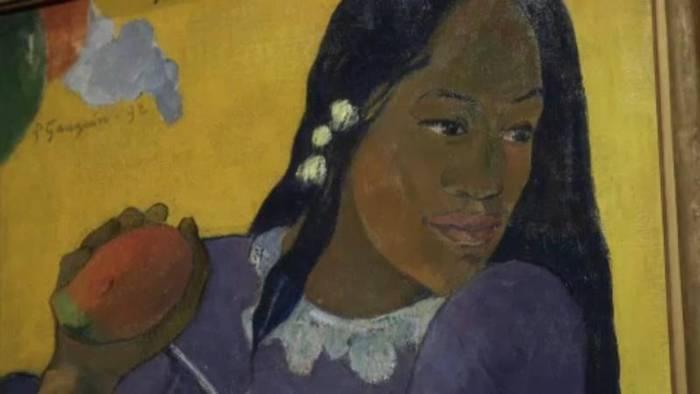 Video: Gauguins Porträts in der Londoner National Gallery