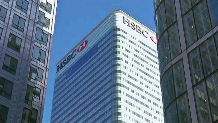 News video: Europas größte Bank HSBC dürfte 10.000 Jobs streichen