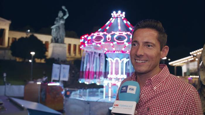 News video: Prost! Formula E goes Oktoberfest - Ian James Interview
