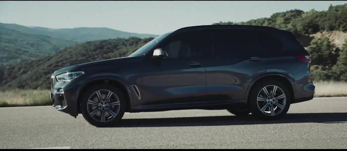 News video: Schutz und Souveränität ohne Kompromisse - Der neue BMW X5 Protection VR6
