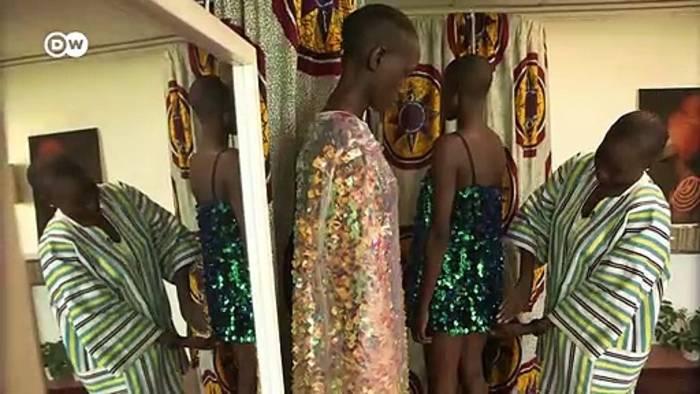 Video: Black Fashion Week von Adama Paris | Euromaxx