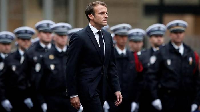 News video: Nach Mord an 4 Polizisten: Macron ruft zum Kampf gegen Islamismus auf