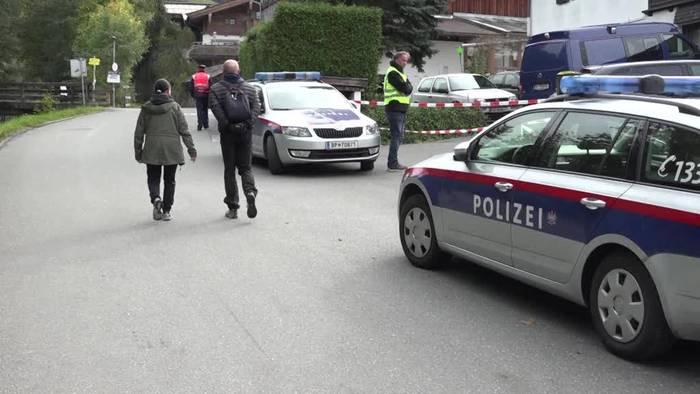 News video: Fünf Opfer in Kitzbühel aus kurzer Distanz erschossen