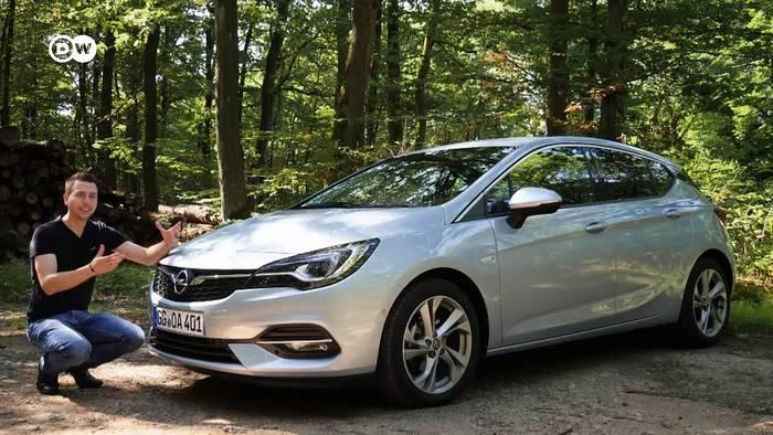Video: Zurückhaltend: Opel Astra   Motor mobil
