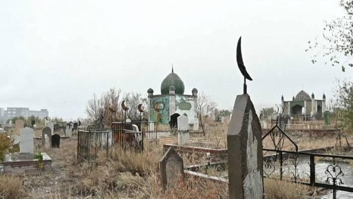 News video: Vom Friedhof zum Happiness-Park: Uiguren bleiben auf der Strecke