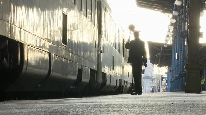 News video: Studieren in vollen Zügen - CEU unterwegs von Budapest nach Wien