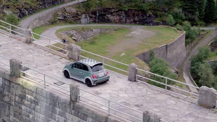 News video: Der neue Abarth 695 70° Anniversario Highlights