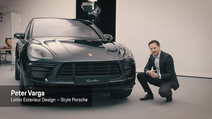 News video: Porsche Macan Turbo Digitale Pressekonferenz