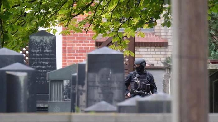 News video: Schüsse in Halle: Was wir wissen und was nicht