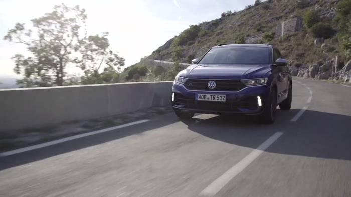 News video: Der neue Volkswagen T-Roc R - überragende Leistung und sportlicher Lifestyle