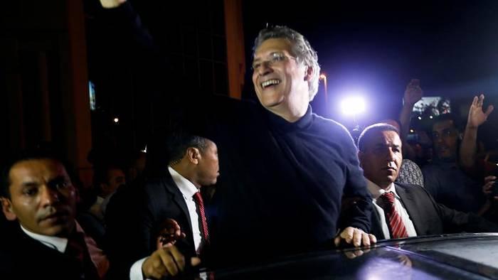 News video: Überraschung 4 Tage vor der Wahl: Nabil Karoui wieder frei