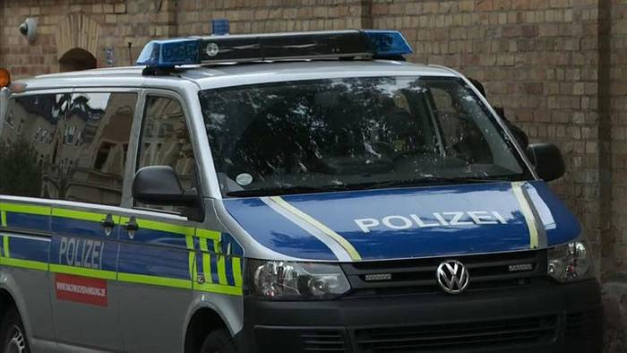 News video: Angriff in Halle: Polizei in der Kritik