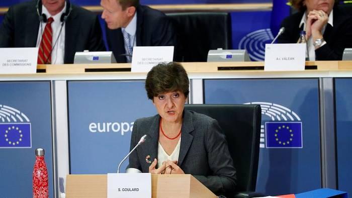 News video: Sylvie Goulard - Macrons Kandidatin für EU-Kommission fällt durch