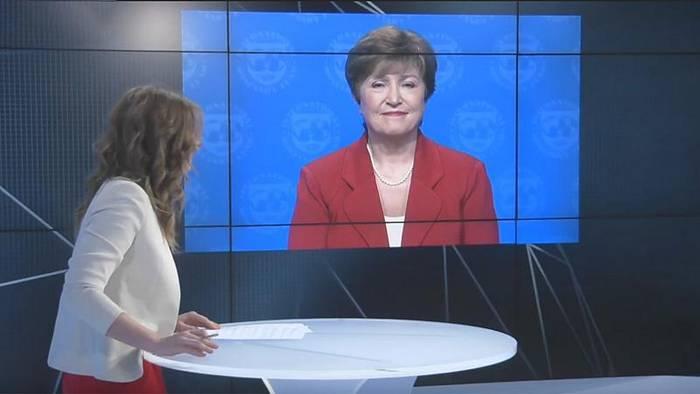 News video: Georgieva: Investitionen in Zukunft muss Politik-Schwerpunkt der EU-Länder werden