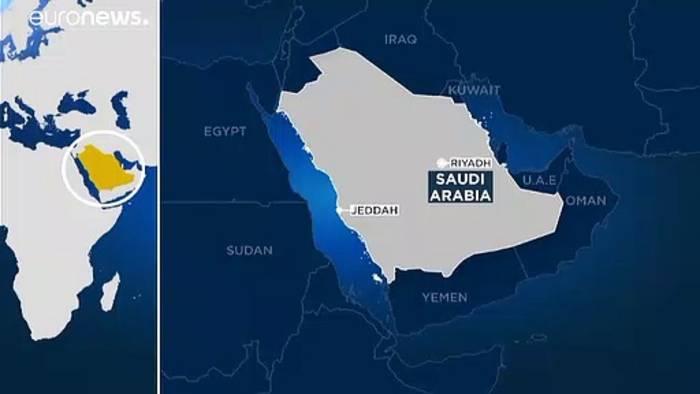 News video: Explosion auf iranischem Öltanker im Roten Meer