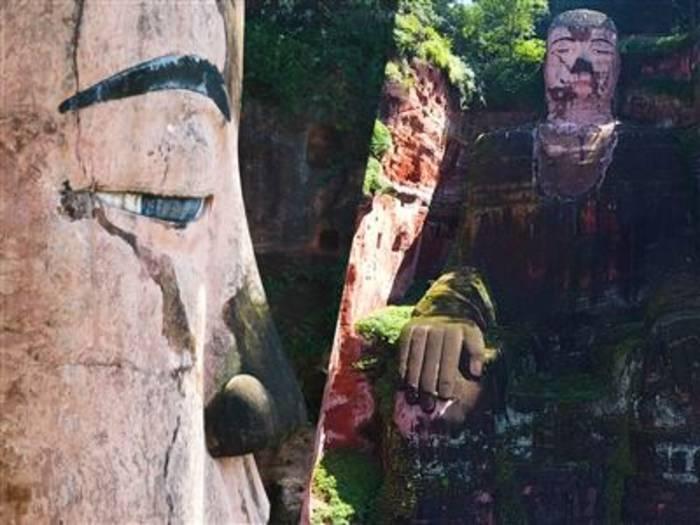 News video: Das ist die größte Buddha-Statue der Welt
