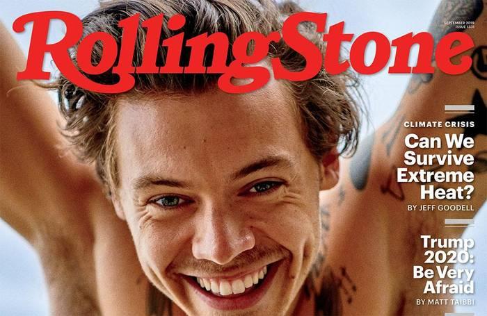 Video: Harry Styles: Seine neue Musik ist draußen!