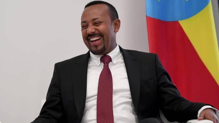 Video: Äthiopier Abiy Ahmed erhält Friedensnobelpreis