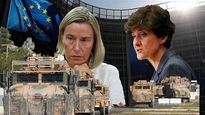 News video: State of the Union: Türkei in Syrien, Brexit, dänische Heiterkeit