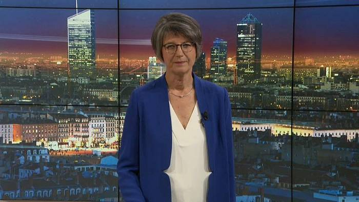 News video: Euronews am Abend | Die Nachrichten vom 11.10.2019