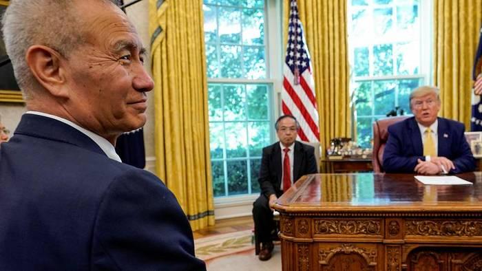 News video: Handelskrieg: China und die USA verständigen sich auf Teilabkommen