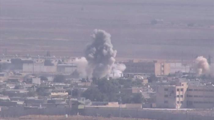 News video: Türkischer Luftangriff trifft Konvoi mit Journalisten: Mindestens 10 Tote