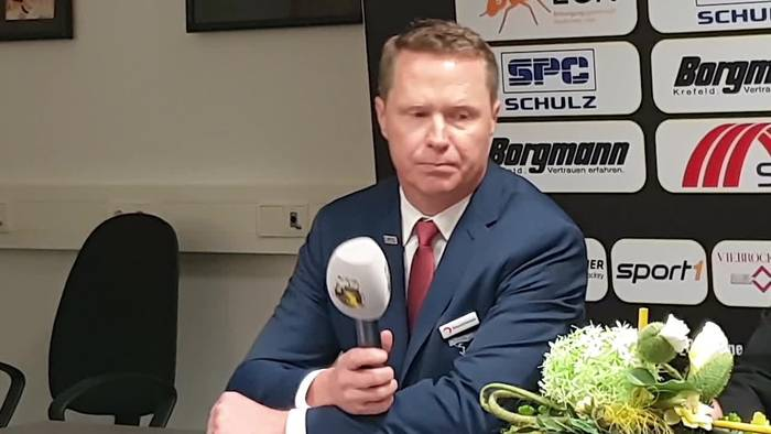 News video: Haie gewinnen das Derby in Krefeld