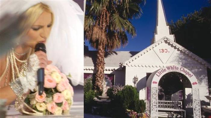 Video: Las Vegas' berühmte Hochzeitskapelle steht zum Verkauf