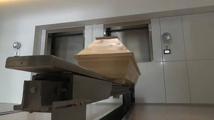Video: Erstes Krematorium Griechenlands eröffnet