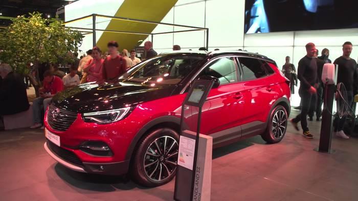 Video: Opel auf der IAA 2019 in Frankfurt