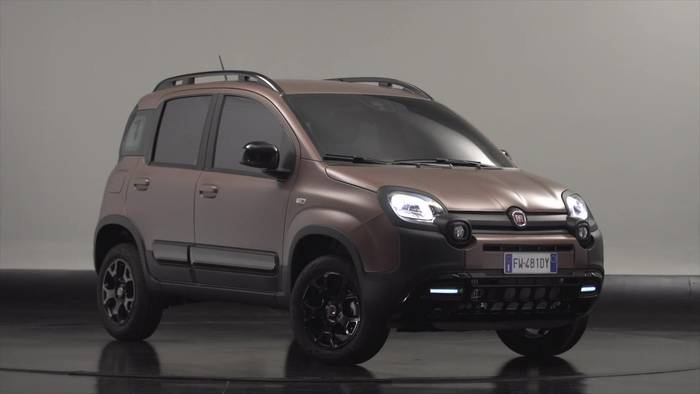 News video: Der neue Fiat Panda Trussardi - Das Design
