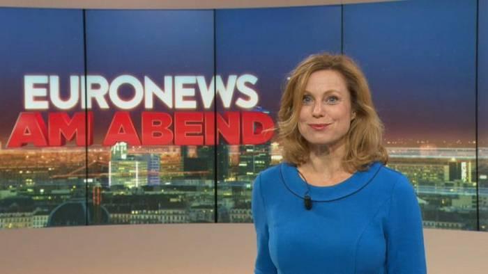 Video: Euronews am Abend | Die Nachrichten vom 14.10.2019
