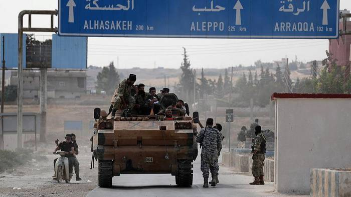News video: Militäroffensive in Nordsyrien: USA erhöhen Druck auf die Türkei