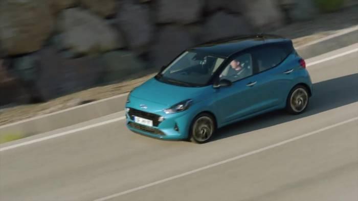 Video: Neuer Hyundai i10 - Großes Erlebnis - kleiner Preis