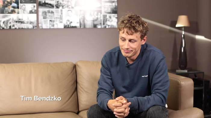 News video: Tim Bendzko fiebert mit Union Berlin mit