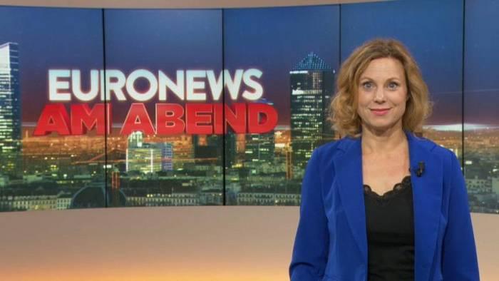 News video: Euronews am Abend | Die Nachrichten vom 15. Oktober 2019