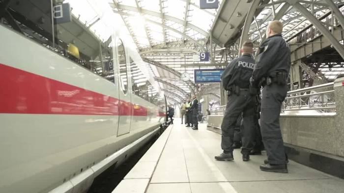 News video: Skandinavische Royals besuchen Frankfurt