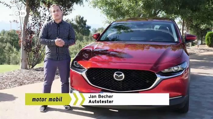 Video: Benzin-Diesel-Symbiose - Mazda CX 30 | Motor mobil