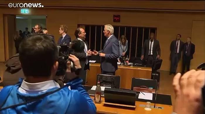 News video: Verhandlungen in Brüssel: Brexit-Einigung doch noch möglich?