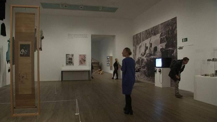 Video: Londoner Tate Modern präsentiert Ausstellung über Erfindung der Videokunst