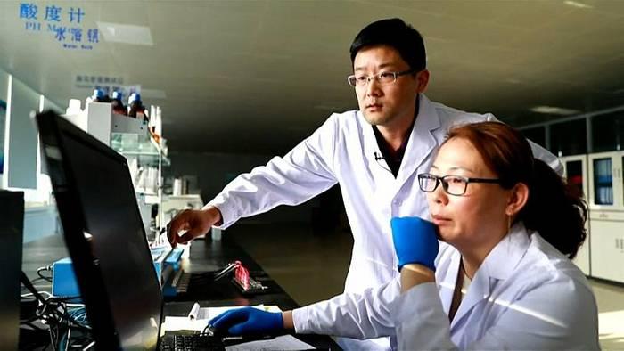 News video: Mit 1,54 Millionen kommen die Hälfte aller Patentanmeldungen aus China